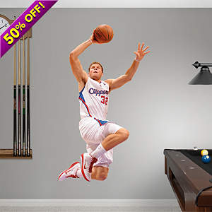 Blake Griffin Fathead Wall Decal