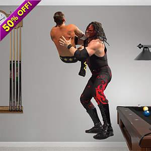 Kane Chokeslam Fathead Wall Decal