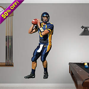 Aaron Rodgers Cal Fathead Wall Decal