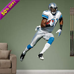 Calvin Johnson Jr. Fathead Wall Decal