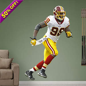 Brian Orakpo Fathead Wall Decal