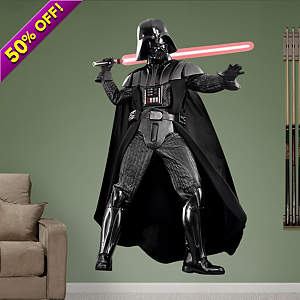 Darth Vader Fathead Wall Decal