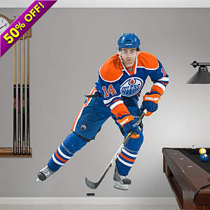 Jordan Eberle Fathead Wall Decal