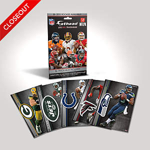 NFL 2013 Tradeables Single Pack Fathead Decal