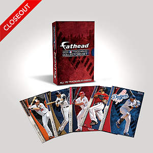 MLB 2013 Tradeables Complete Set Fathead Decal