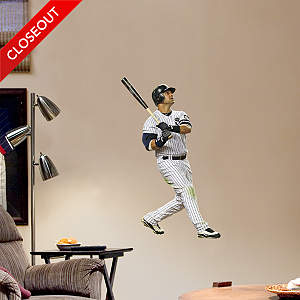 Nick Swisher - Fathead Jr. Fathead Wall Decal