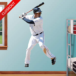 Austin Jackson Fathead Wall Decal