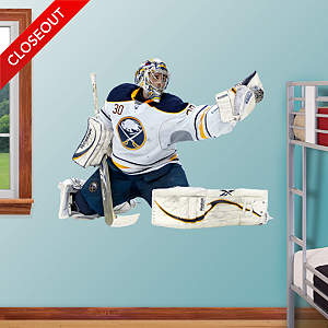 Ryan Miller - No.30 Fathead Wall Decal