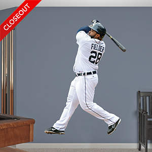 Prince Fielder - Swing  Fathead Wall Decal