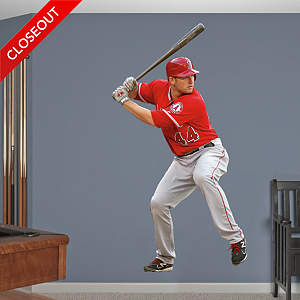 Mark Trumbo Fathead Wall Decal