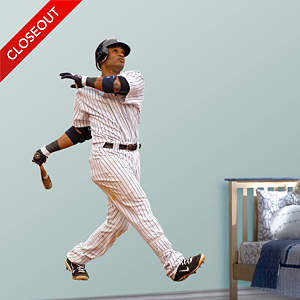 Robinson Canó - Second Baseman  Fathead Wall Decal