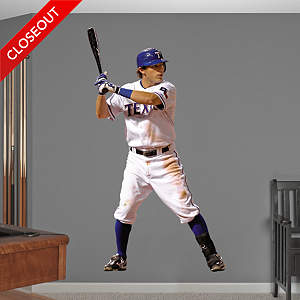Ian Kinsler Fathead Wall Decal