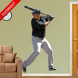 Logan Morrison Fathead Wall Decal
