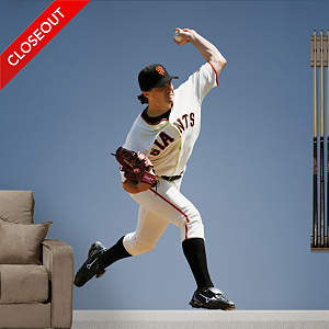 Barry Zito Fathead Wall Decal