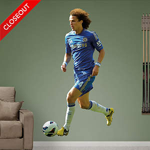 David Luiz Fathead Wall Decal