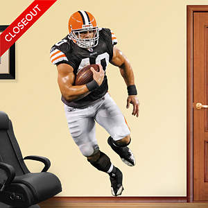 Peyton Hillis Fathead Wall Decal