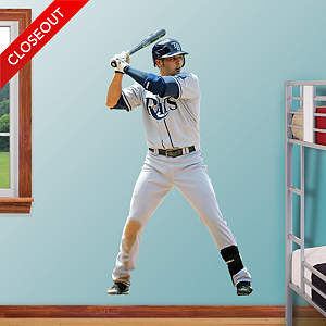 Jason Bartlett Fathead Wall Decal