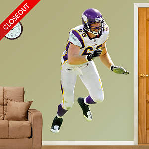 Jared Allen Fathead Wall Decal