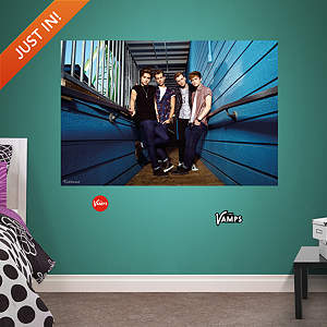 The Vamps Mural Fathead Wall Decal