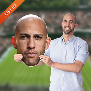 Tim Howard Big Head Cut Out