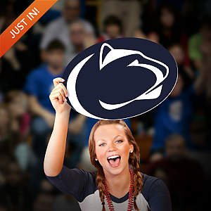 Penn State Nittany Lions Logo Big Head Cut Out