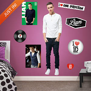 Liam Payne: 1D Fathead Wall Decal