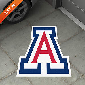 Arizona Wildcats Street Grip Outdoor Graphic