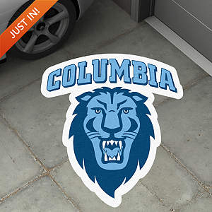 Columbia Lions Street Grip Outdoor Graphic