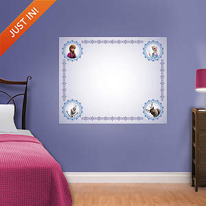 Frozen Dry Erase Whiteboard Fathead Wall Decal