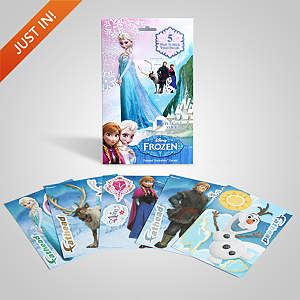 Frozen Tradeables Single Pack Fathead Decal