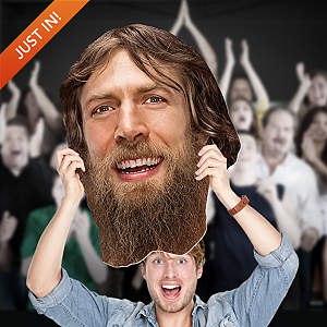 Daniel Bryan Big Head Cut Out