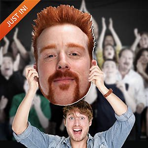 Sheamus Big Head  Cut Out
