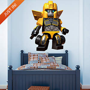 Bumblebee - KRE-O Fathead Wall Decal
