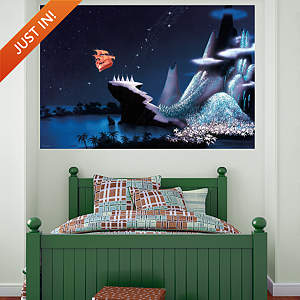 Neverland Mural Fathead Wall Decal