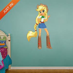 Applejack - Equestria Girls Fathead Wall Decal
