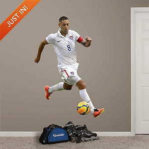 Clint Dempsey - Forward Fathead Wall Decal