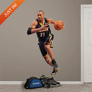 David West Fathead Wall Decal