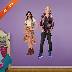 Austin & Ally Duo Fathead Wall Decal
