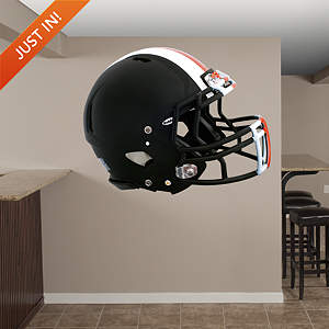 Oregon State Beavers Black Helmet Fathead Wall Decal