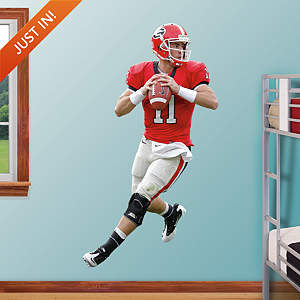 Aaron Murray - Georgia Fathead Wall Decal
