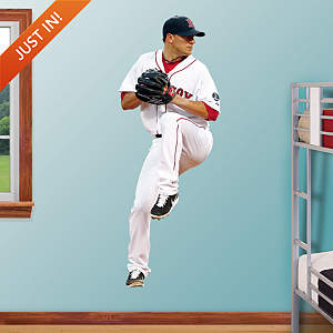 Jake Peavy Fathead Wall Decal