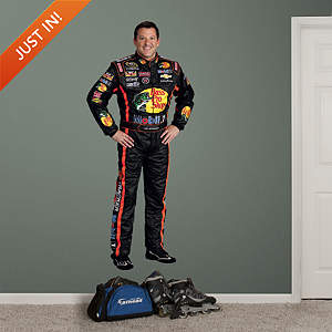 Tony Stewart Bass Pro Shops Driver Fathead Wall Decal