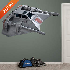 Snowspeeder Fathead Wall Decal