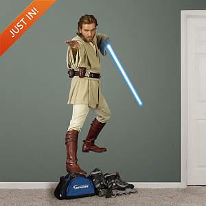 Obi-Wan Kenobi Fathead Wall Decal