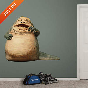 Jabba the Hutt Fathead Wall Decal