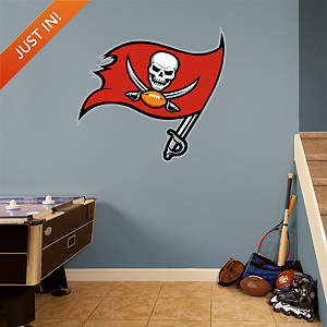 Tampa Bay Buccaneers Logo Fathead Wall Decal