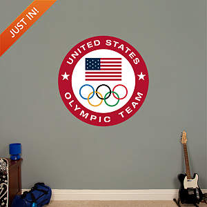 Team USA Logo Fathead Wall Decal