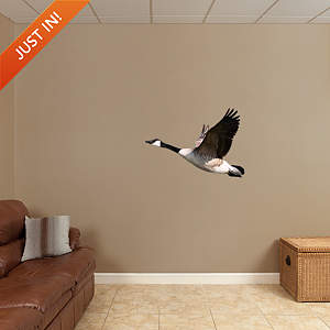 Canada Goose Fathead Wall Decal