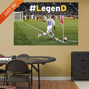 Landon Donovan Legacy Mural Fathead Wall Decal