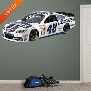 Jimmie Johnson #48 Lowe's Car 2014 Fathead Wall Decal